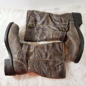 Baretraps BOOTS Size 7.5M Jillian Distressed